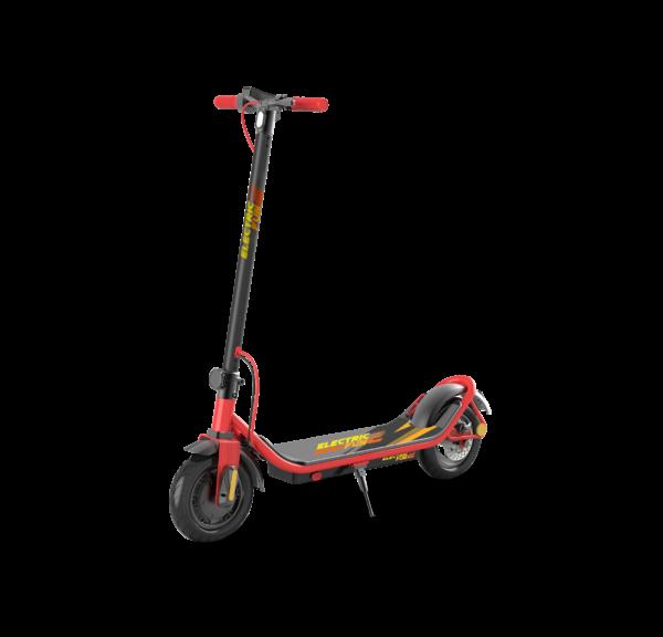 E2Fun E-Scooter red