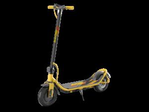 E2Fun E-Scooter yellow